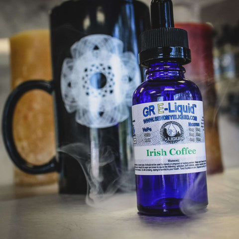 Irish Coffee Vape Juice - Grand Rapids E-Liquid