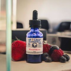Mixed Berry Vape Juice - Grand Rapids E-Liquid