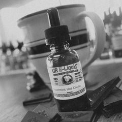 Peppermint Hot Cocoa Vape Juice - Grand Rapids E-Liquid