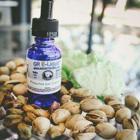 Pistachio Ice Cream Vape Juice - Grand Rapids E-Liquid