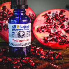 Pomegranate Vape Juice - Grand Rapids E-Liquid