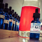 Red Code Vape Juice - Grand Rapids E-Liquid
