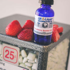 Strawberry Bubble Gum Vape Juice - SENDMYELIQUID.COM