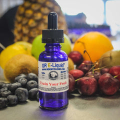 Train Your Fruit Vape Juice - Grand Rapids E-Liquid
