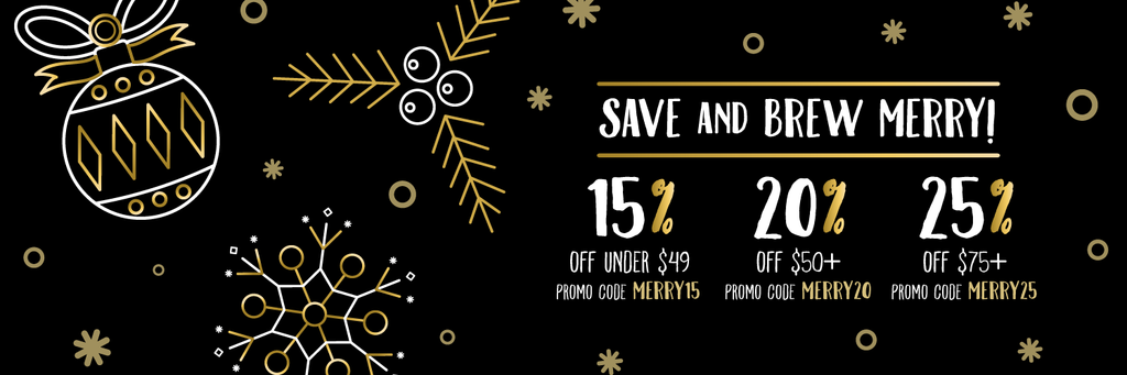 Tea Leaf Co. Holiday Promo Codes - Up To 25% Off