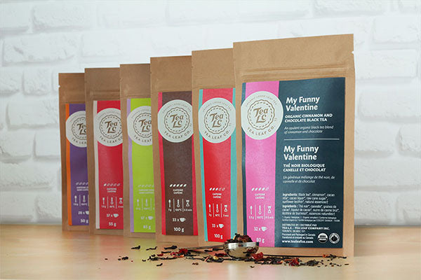 Tea Leaf Co. Organic Loose Leaf Teas On Trend Hunter