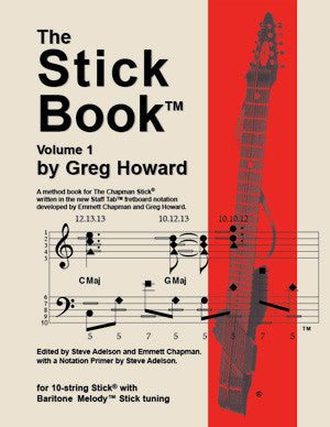 The Stick Book™, Volume 1 - Greg Howard