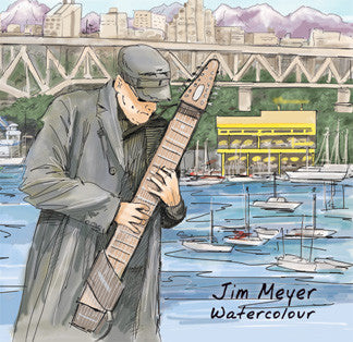 """Watercolour"" CD - Jim Meyer"