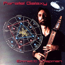 """Parallel Galaxy"" CD and LP - Emmett Chapman"