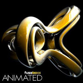 """Animated"" CD - Fuseboxx (feat. Abby Clutario)"