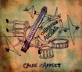 """Cause and Affect"" Bob Culbertson/ Rick Alegria CD"