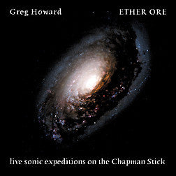 """Ether Ore"" CD/DVD - Greg Howard"