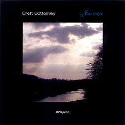 """Journeys"" CD - Brett Bottomley"