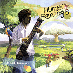 """Human Feelings"" CD - Toshiaki Kanamaru"