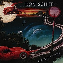 """Peering Over Clouds"" CD - Don Schiff"