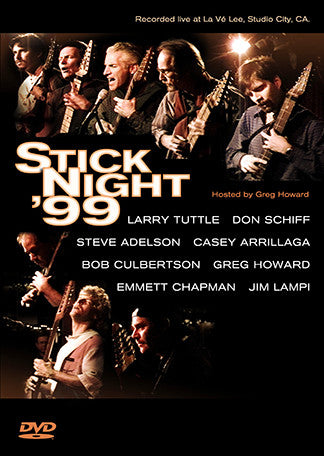 """Stick Night '99"" DVD"