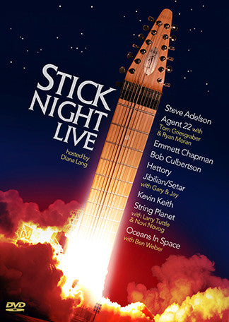 """Stick Night Live"" - concert DVD"