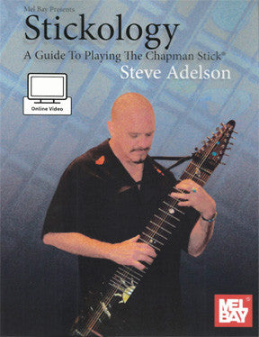 """Stickology"" book with online video - Steve Adelson"