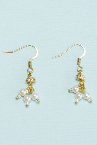 Tiered Raindrop Earrings