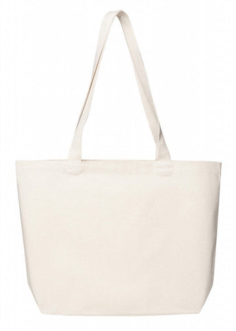 Sample All Natural Heavy-weight Canvas Market Bag
