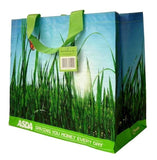 Laminated Woven PP Supermarket Bag