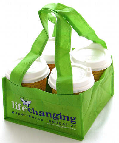 Non-woven Coffee Carrier