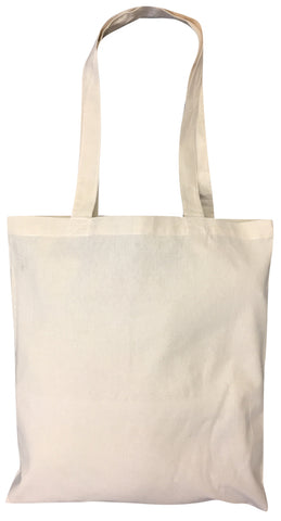 Cotton Simple Shoulder Bag