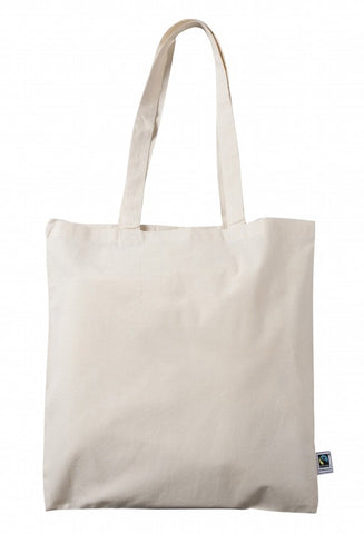 Sample Fairtrade Cotton Simple Shoulder Bag