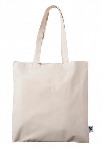Fairtrade Cotton Simple Shoulder Bag