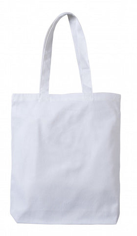 Sample White Heavy-weight Canvas Tote Bag
