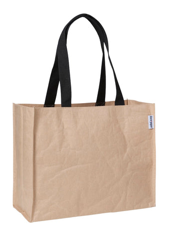 DuraPaper Shopper – Kraft Brown