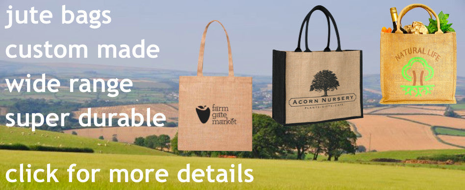Jute Bags from Bag People