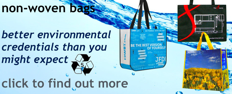 Non-woven Bags from Bag People