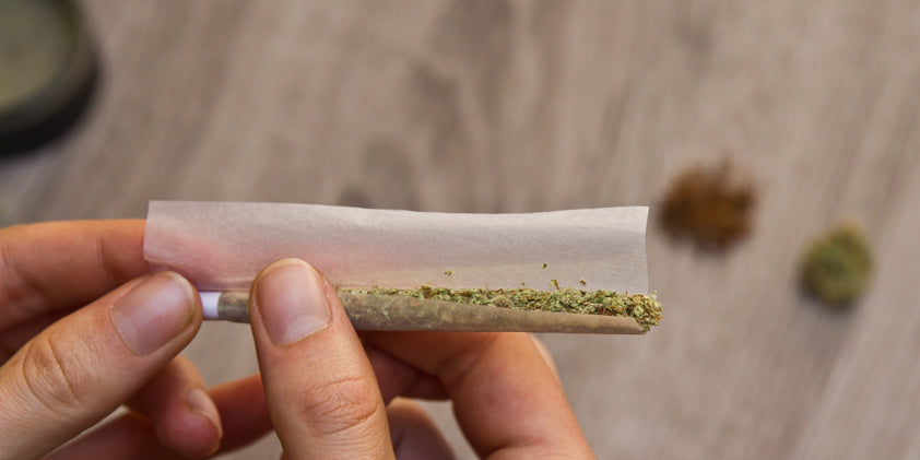 What is a spliff weed cone joint