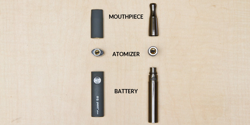 how your vaporizer works