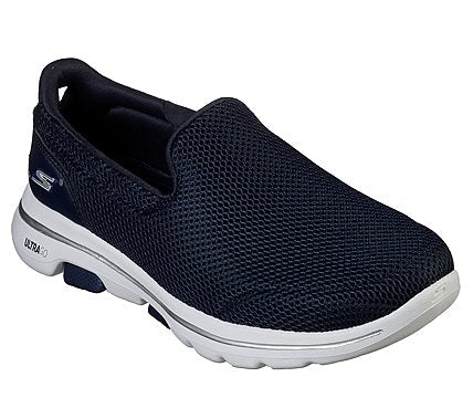 Skechers Go Walk 5 Navy/White