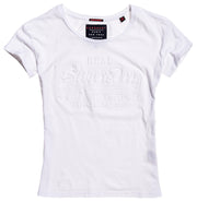 Superdry Vintage Logo New Slim BF Tee