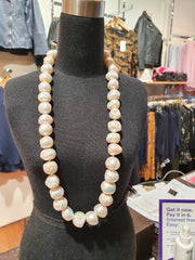 The Black Collection Pearl Necklace