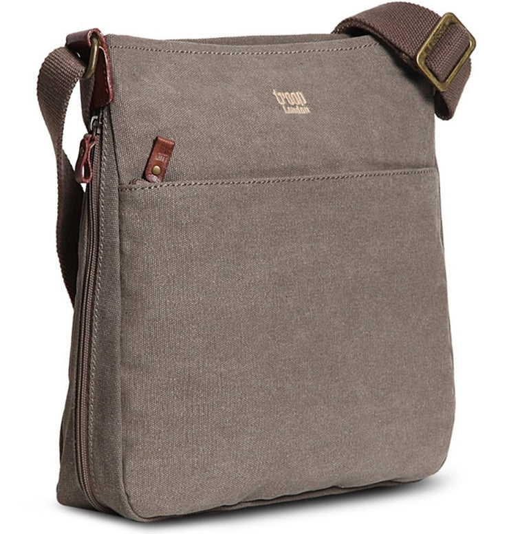 Troop Classic zip top shoulder bag