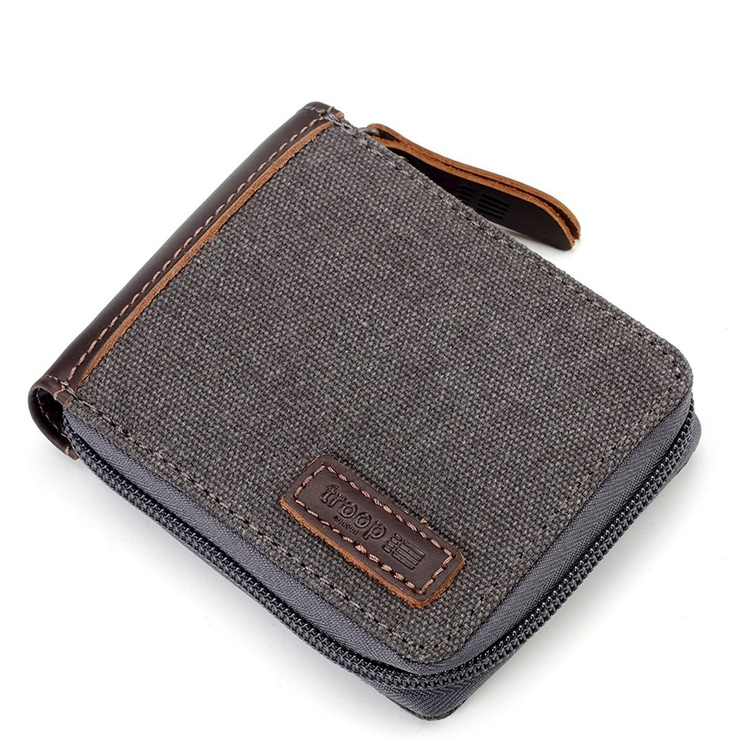 Troop Aspen Canvas Wallet