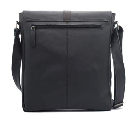 Urban Forest Dakota Leather Satchel Bag