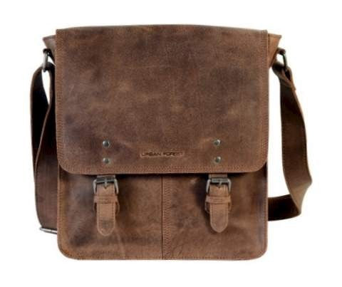 Urban Forest Cherokee Leather Satchel Bag