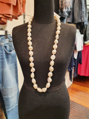 KC Pearl Necklace