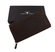 Urban Forest Riley Long Leather Wallet