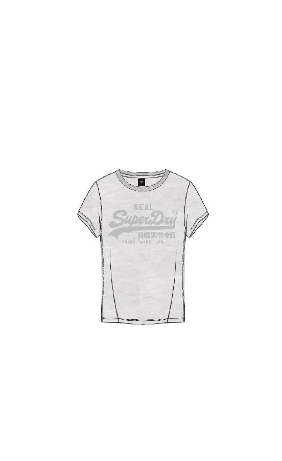 Superdry Scripted Crew Tee