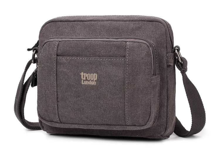 Troop Classic Zip Top Small Satchel
