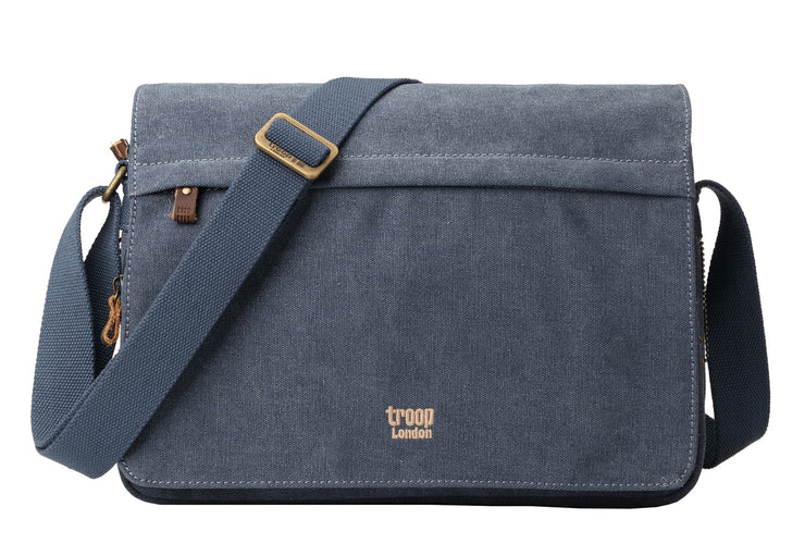 Troop Classic Small Flap Front Messenger Bag