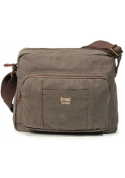 Troop Classic Zip Top Satchel