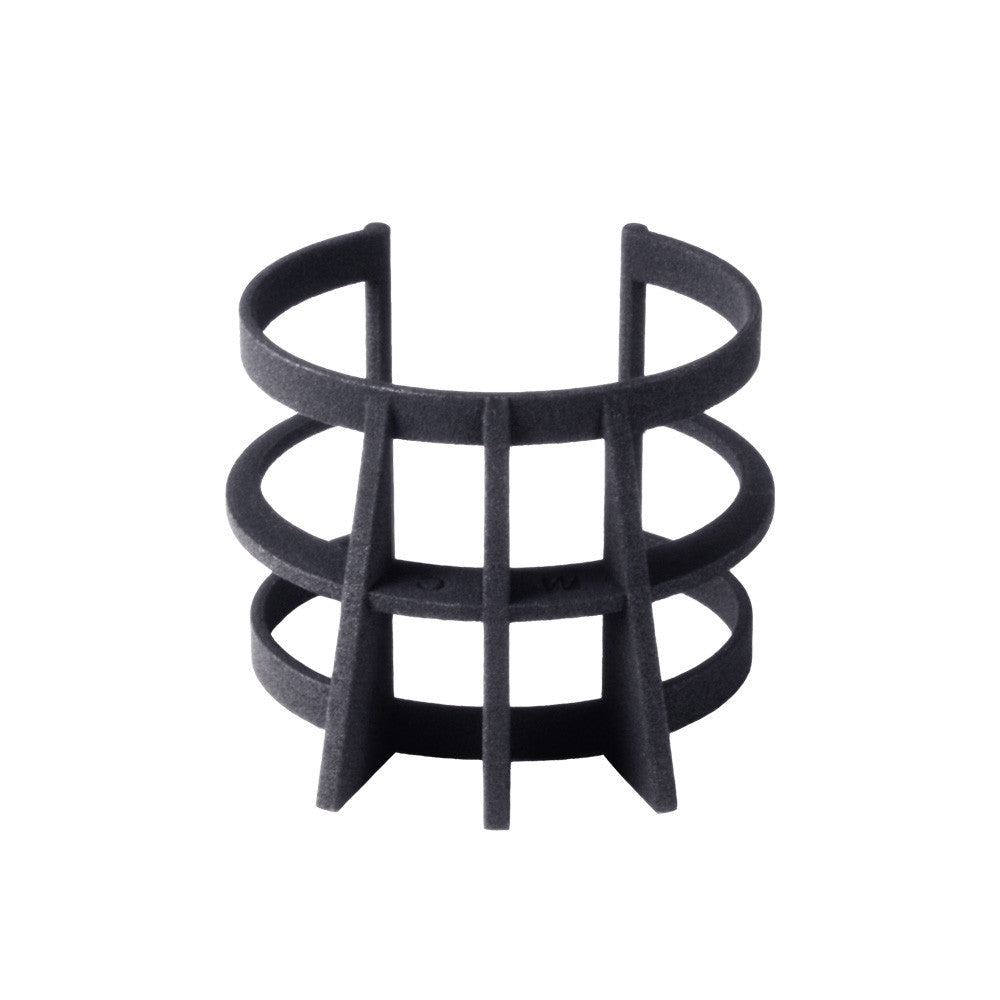 Metalepsis X Chromat Buttress Cuff front view