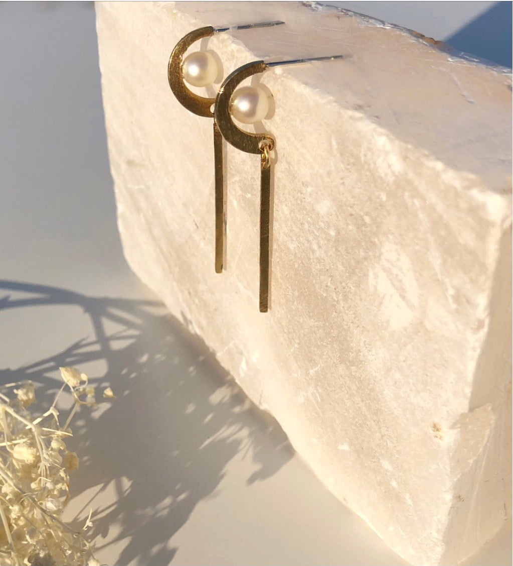 Renata Drop Earrings